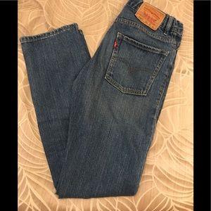 Boy's Levis Jeans
